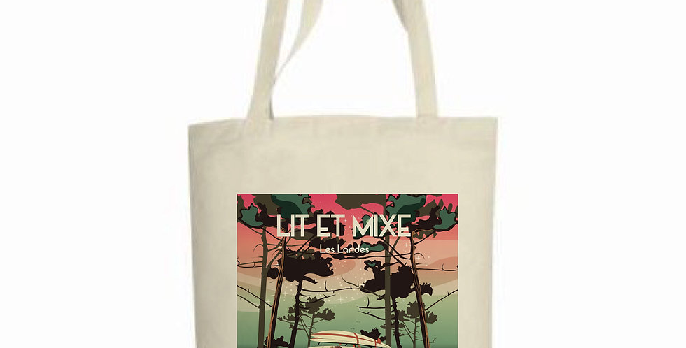 TOTE BAG LIT & MIXE