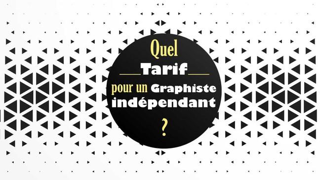 Aurélie EVRARD / Quel tarif pour un graphiste indépendant ?