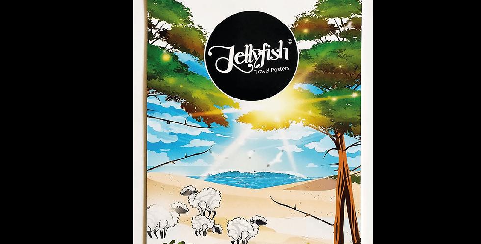 CALENDRIER JELLYFISH