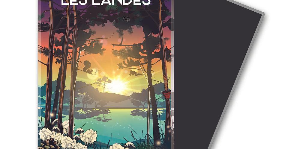 MAGNET LES LANDES
