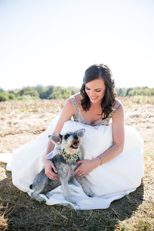 Beautiful bride with her best friend  Photo by Morgan Newsom Photography