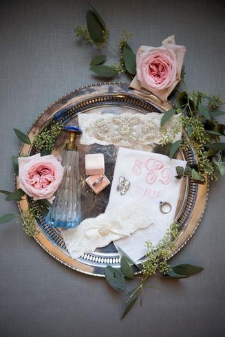 Wedding details  Photo by Morgan Newsom Photography