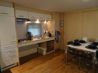 Chalet keuken