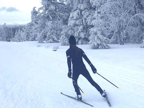 Intégrer du ski de fond dans la préparation d'une saison cycliste
