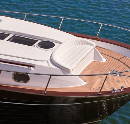 seven yachts - apreamare 38 comfort - 1.