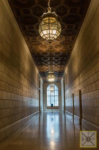 Main Hall New York Public Library