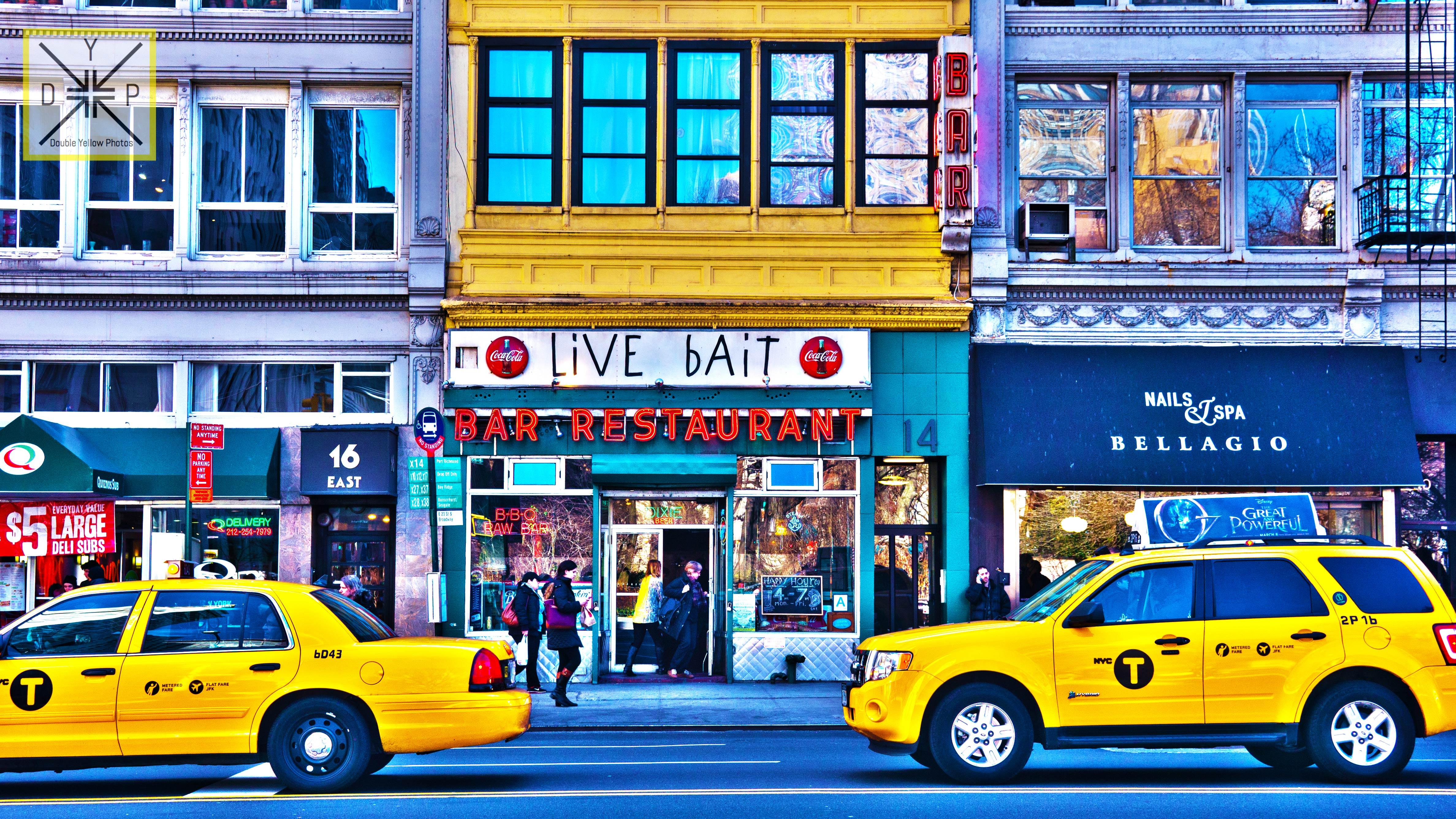 Live Bait - NYC