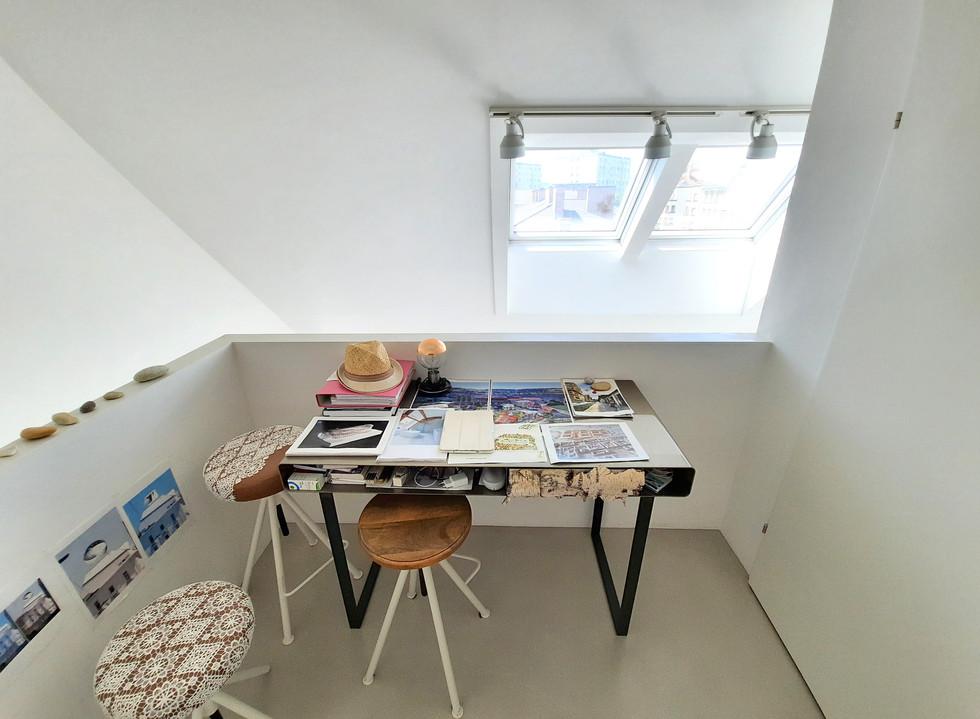 Miniloft - Interieure