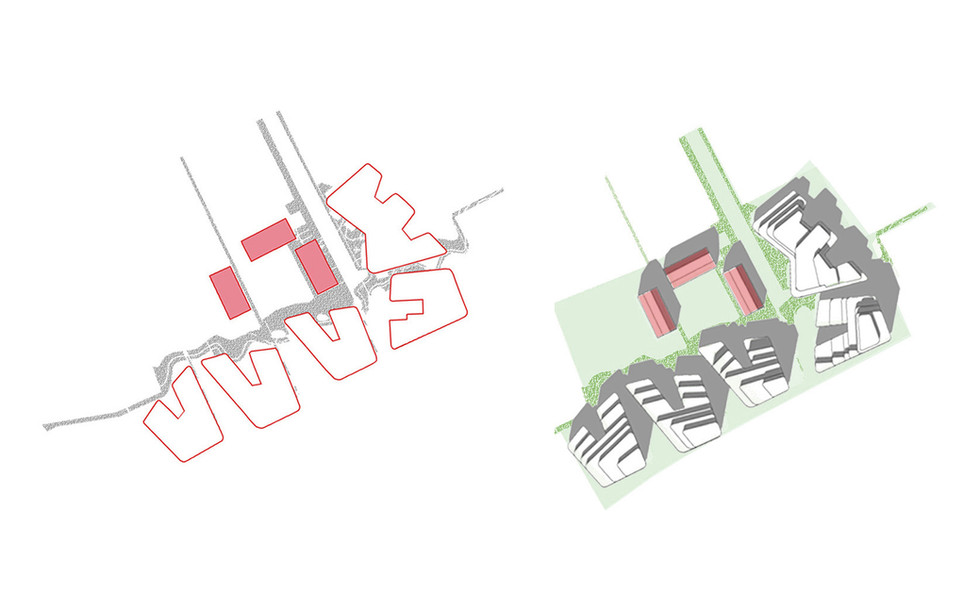 Konzeptdiagram - Idee