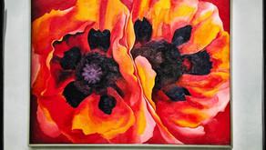 Georgia O'Keeffe au Centre Pompidou