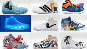 Sneackers generation à la Galerie Sakura