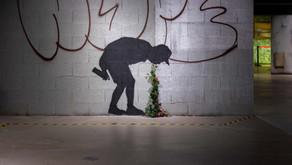 The world of Banksy à l'Espace Lafayette-Drouot