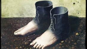 La chaussure dans l'art