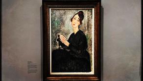 Chagall, Modigliani, Soutine au Musée du Judaïsme