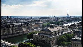 La Tour Saint-Jacques : la plus belle vue sur les toits de Paris