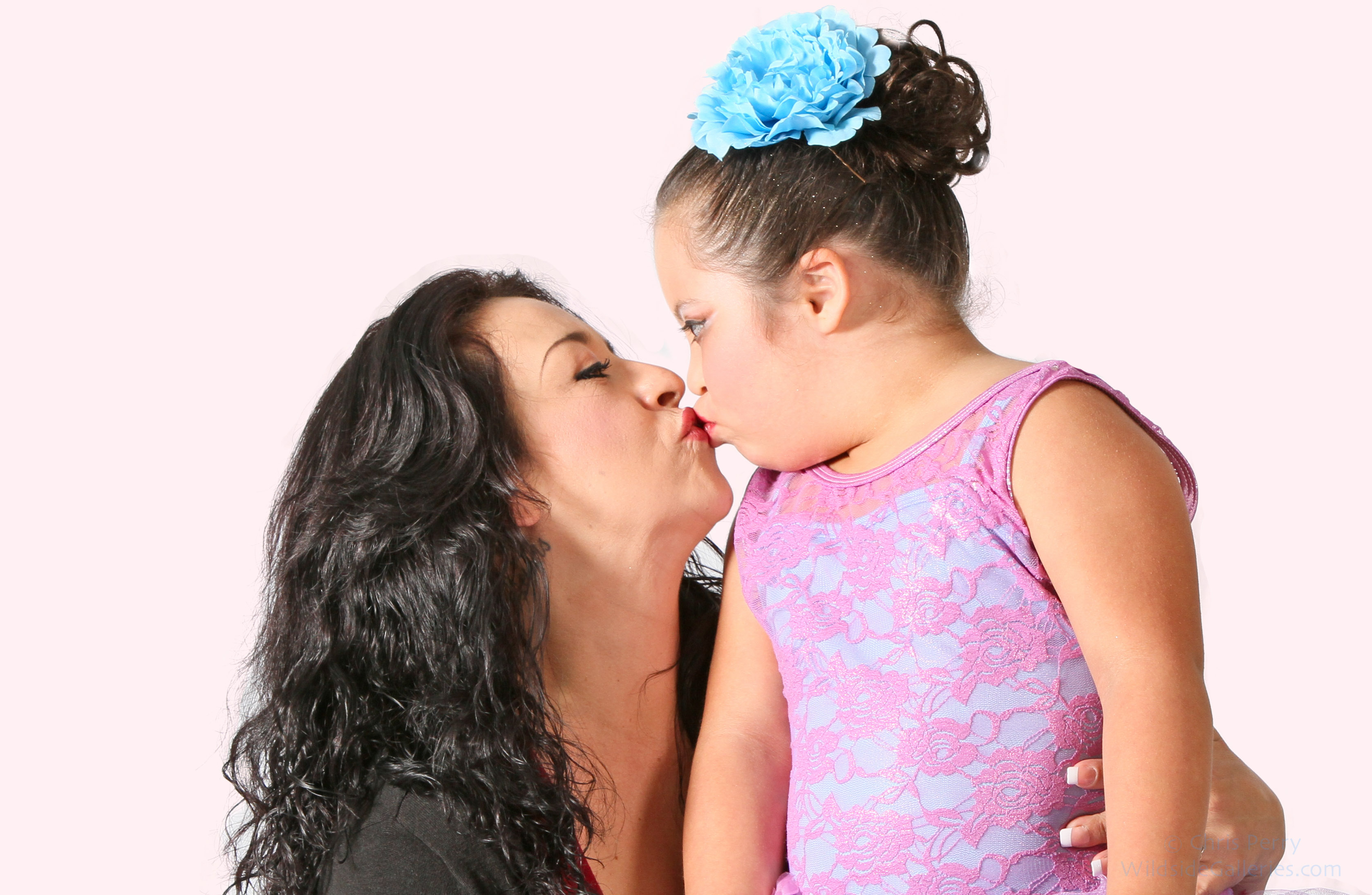 Kiss for Mommy