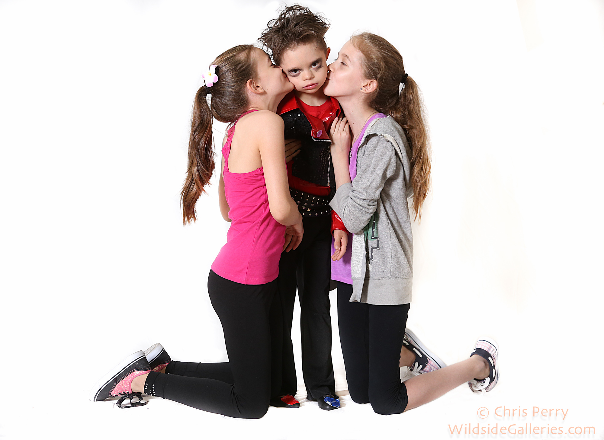 Conner and his Sisters
