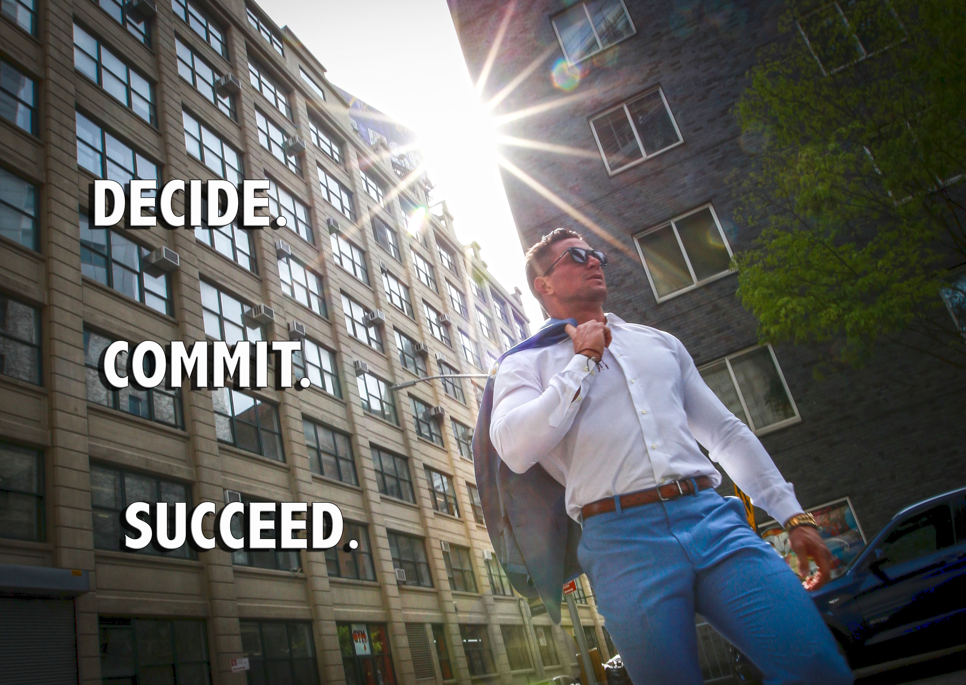 Decide~Commit~Succeed