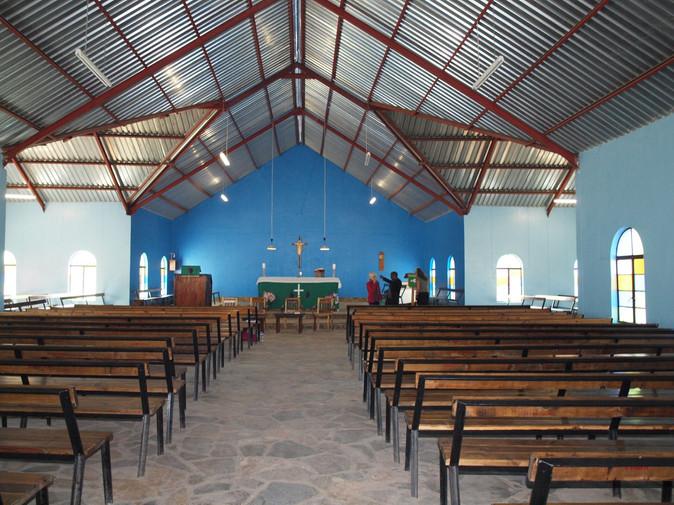 The Church of the Holy Spirit in Oshandi