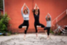 Yoga med Mr  Yogi, kursus hos jer