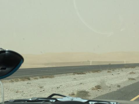 もはや砂嵐レベル
