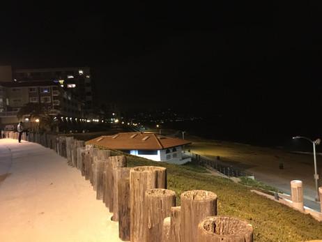 1日目の夜に行ったRedondo Beachにまた立ち寄りました。
