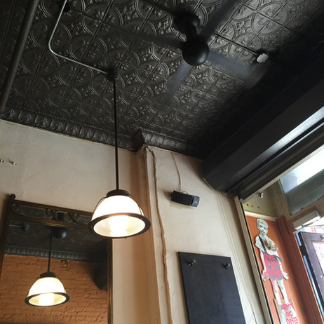 カフェ天井