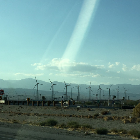 風車エリア