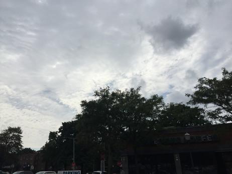 雲がブルブル~