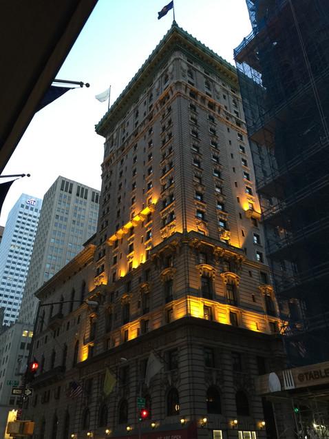太郎が建てたホテルに行ってみました