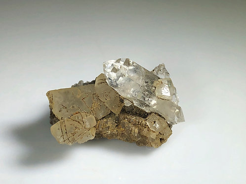 Petroleum Quartz with Matrix / オイルインクォーツ母石付き