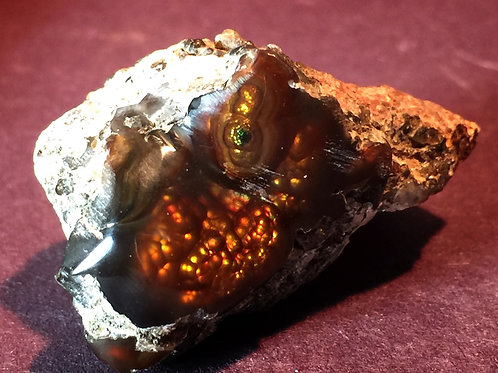 Fire Agate ファイヤーアゲート