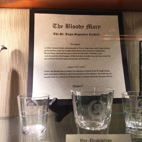 ブラッディ・マリー、太郎も飲んだのかな。