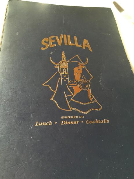 図書館後にロブスター食べたレストラン in West Village