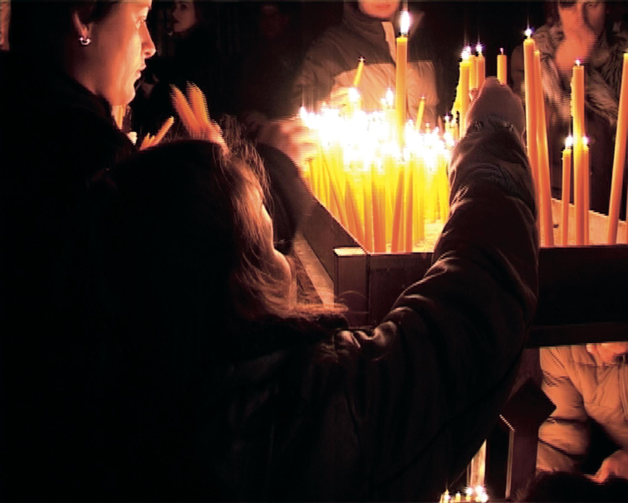 Still: Video über das serbisch-ortho