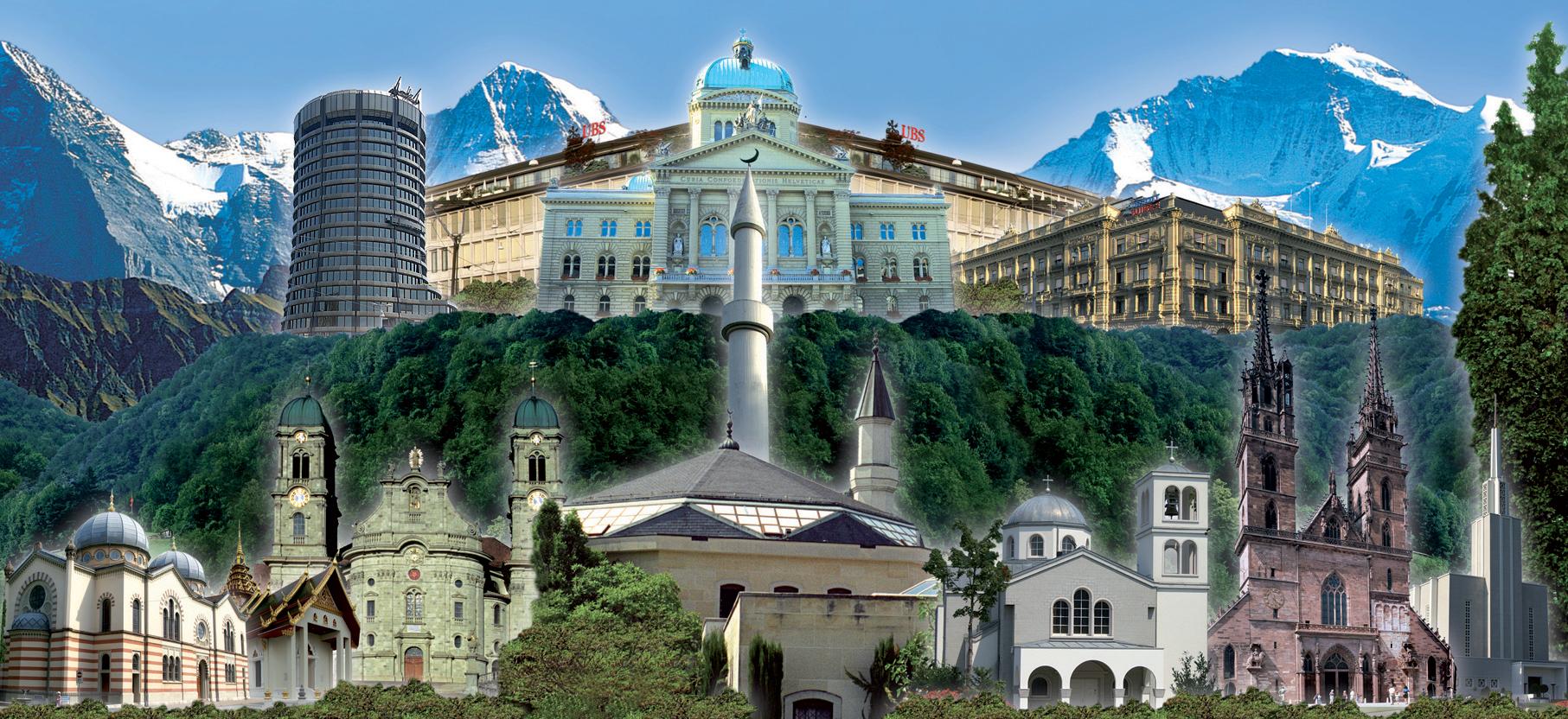 Detail Schweiz