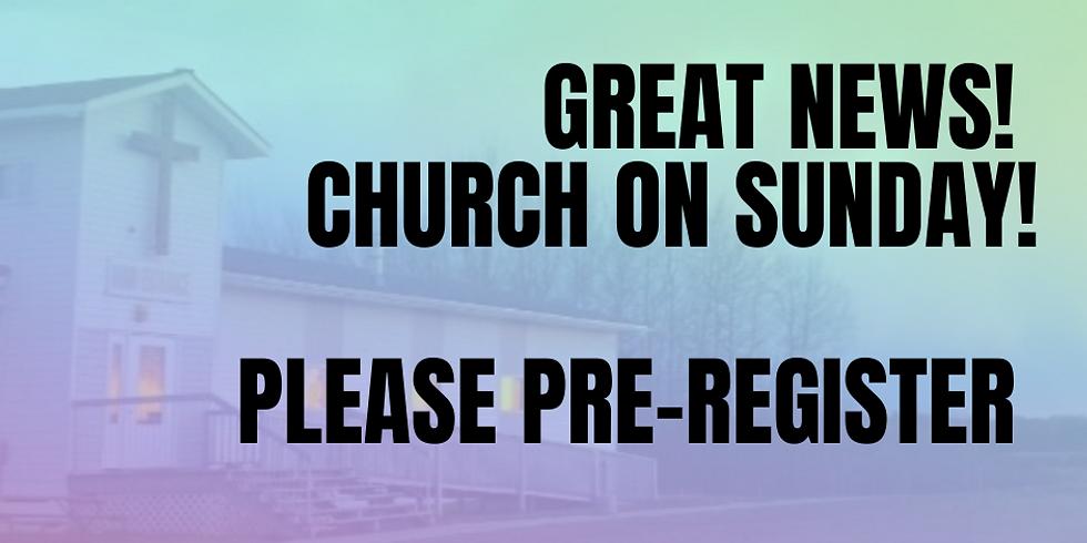 NLVF Sunday Service (June 13th, 2021)