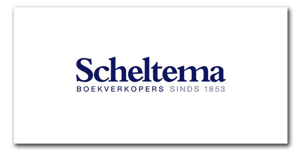 Boekpresentatie Scheltema Amsterdam