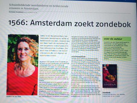 Recensie Nederlands Dagblad - Zondebok