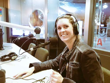 Jacobine in radioprogramma