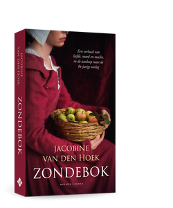 Zondebok Jacobien Jacobine boek roman Amsterdam