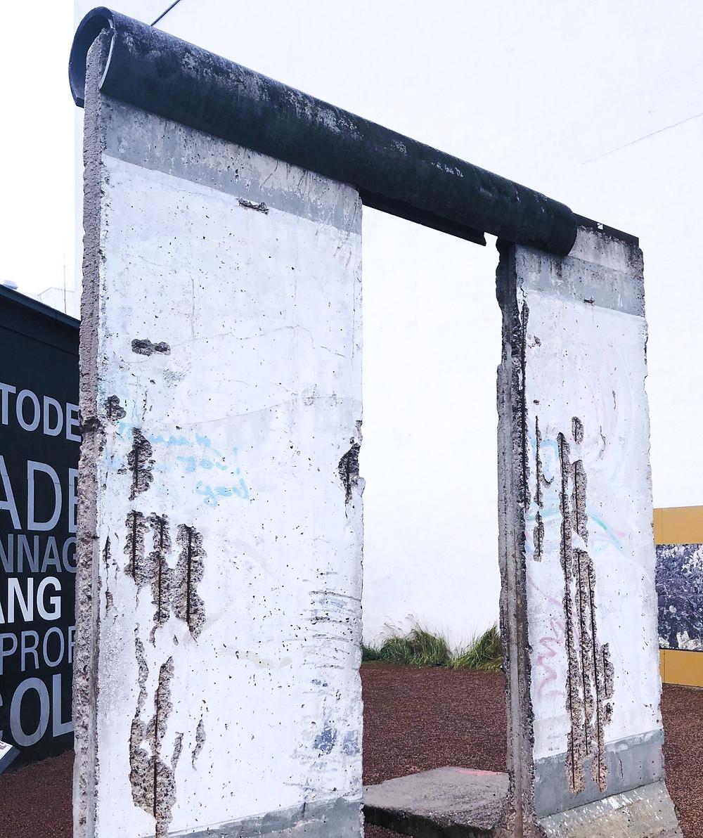De muur Berlijn cultuur Jacobine