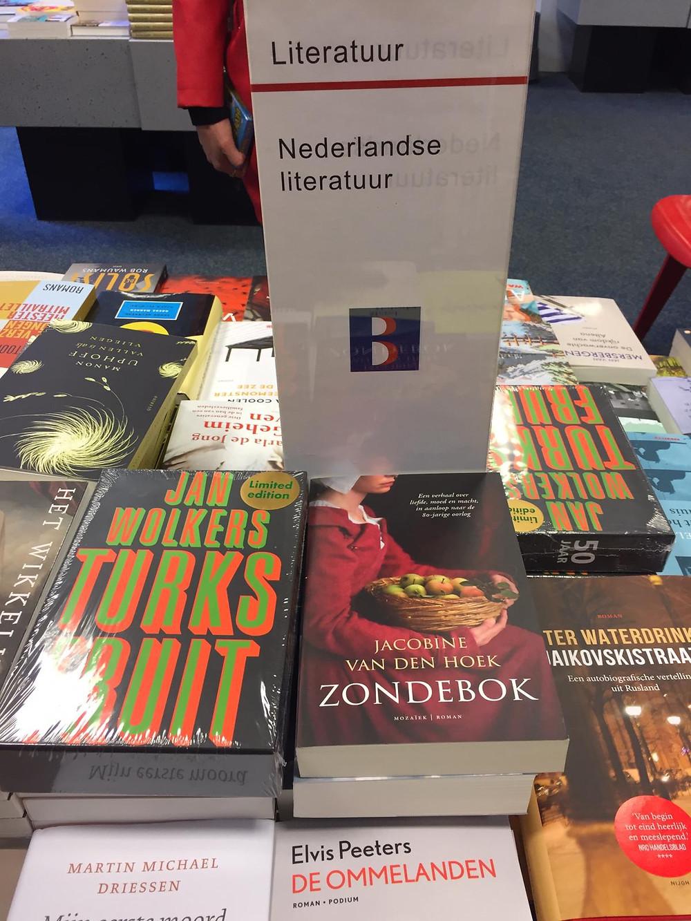 Utrecht Zondebok Jacobien Jacobine boeken