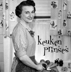 Geen keukenprinses