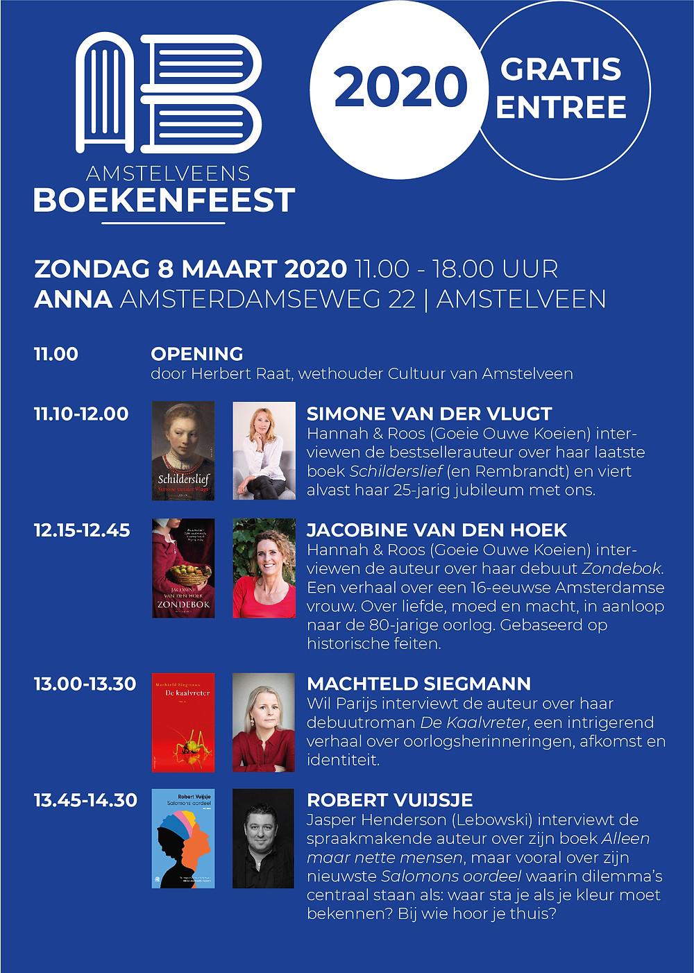 boekenfeest boekenweek2020 boeken Jacobine Jacobien