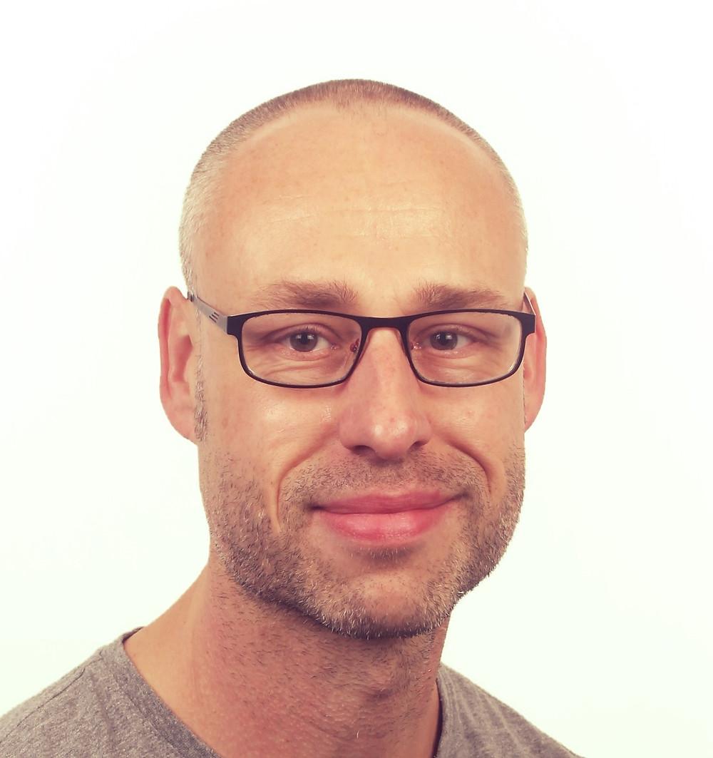 redacteur Rob Steijger
