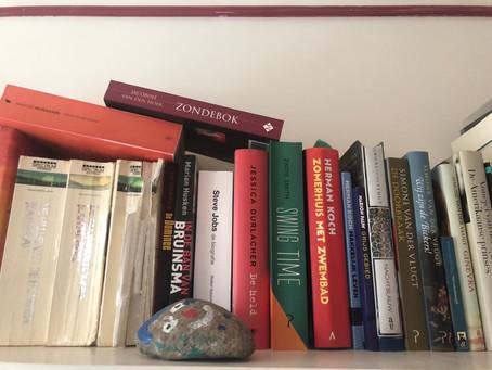 Ode aan boeken(kast)