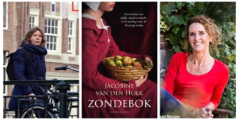 Zondebok stadswandeling Amsterdam Jacobine jacobien