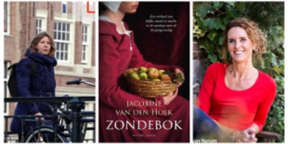 Booklovers' Tours - wandeling door historisch Amsterdam (Scheltema)