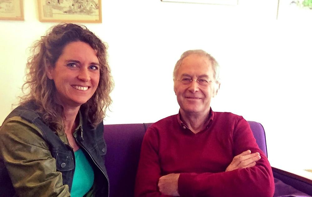 René Appel en Jacobine van den Hoek